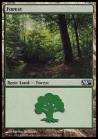 2010 Core Set: Forest (248 C)