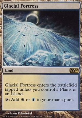 2010 Core Set: Glacial Fortress