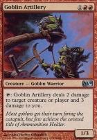 2010 Core Set Foil: Goblin Artillery
