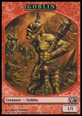2010 Core Set: Goblin Token