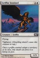 2010 Core Set Foil: Griffin Sentinel