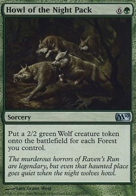 2010 Core Set: Howl of the Night Pack