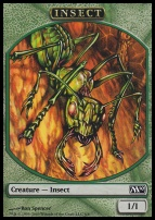 2010 Core Set: Insect Token