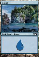 2010 Core Set: Island (234 A)