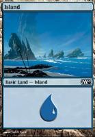2010 Core Set: Island (235 B)