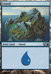 2010 Core Set: Island (236 C)