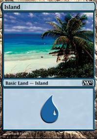 2010 Core Set: Island (237 D)