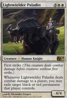 2010 Core Set: Lightwielder Paladin