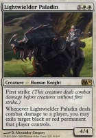 2010 Core Set: Lightwielder Paladin