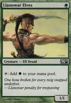 2010 Core Set: Llanowar Elves