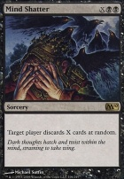 2010 Core Set Foil: Mind Shatter