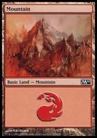 2010 Core Set: Mountain (243 B)