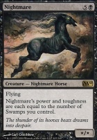 2010 Core Set Foil: Nightmare