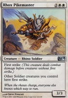 2010 Core Set: Rhox Pikemaster