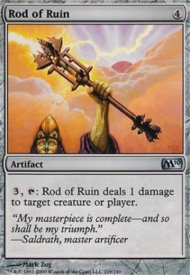 2010 Core Set: Rod of Ruin