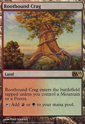 2010 Core Set: Rootbound Crag