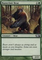 2010 Core Set: Runeclaw Bear