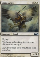 2010 Core Set: Serra Angel