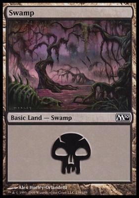 2010 Core Set: Swamp (239 B)