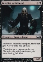 2010 Core Set Foil: Vampire Aristocrat