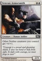 2010 Core Set: Veteran Armorsmith