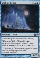 2010 Core Set Foil: Wall of Frost