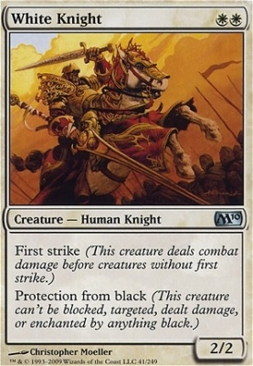2010 Core Set: White Knight