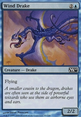2010 Core Set: Wind Drake