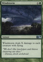 2010 Core Set: Windstorm
