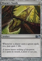 2010 Core Set: Wurm's Tooth