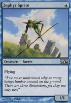 2010 Core Set: Zephyr Sprite