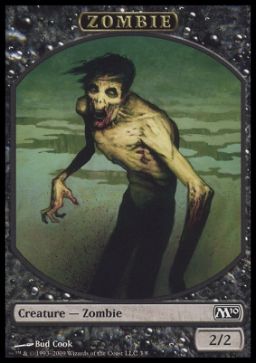 2010 Core Set: Zombie Token