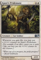 2011 Core Set: Ajani's Pridemate