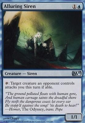 2011 Core Set: Alluring Siren