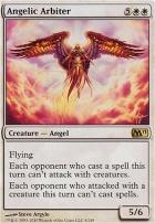 2011 Core Set: Angelic Arbiter