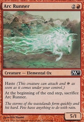 2011 Core Set Foil: Arc Runner