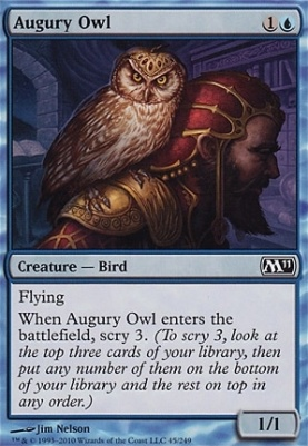 2011 Core Set: Augury Owl