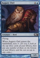 2011 Core Set Foil: Augury Owl