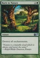 2011 Core Set: Back to Nature