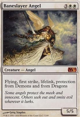 2011 Core Set: Baneslayer Angel