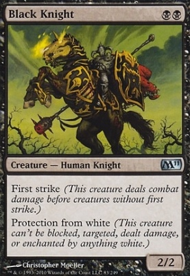 2011 Core Set: Black Knight