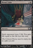 2011 Core Set Foil: Blood Tithe