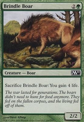 2011 Core Set: Brindle Boar