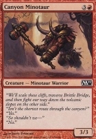 2011 Core Set: Canyon Minotaur