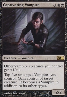 2011 Core Set: Captivating Vampire