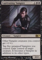 2011 Core Set Foil: Captivating Vampire