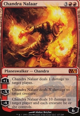 2011 Core Set: Chandra Nalaar