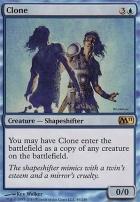 2011 Core Set Foil: Clone