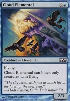 2011 Core Set: Cloud Elemental