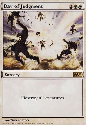 2011 Core Set: Day of Judgment